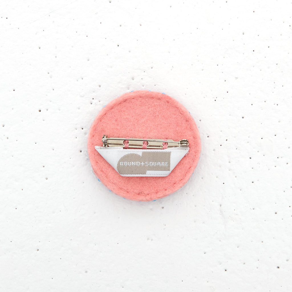 STATEMENT PIN DREAM BIG - PINK