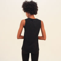 EQUAL POWER TANK- BLACK