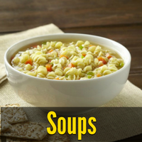 Build Your Own Emergency Food Supply - Soups