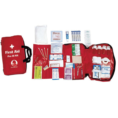 All-in-one emergency first aid kit