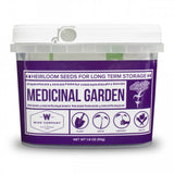 Non-hybrid seeds for medicinal herb garden