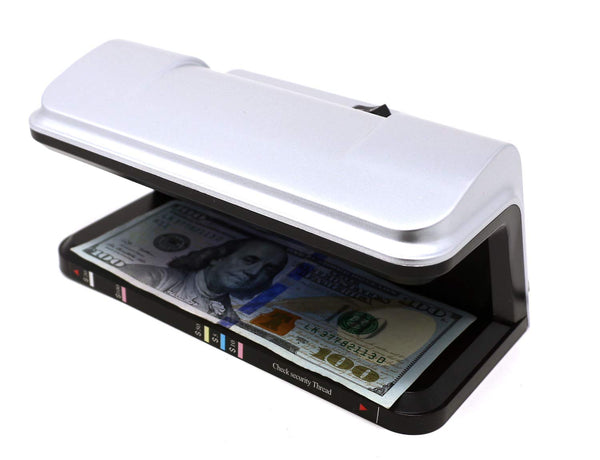 G Star Technologies Counter-top LED Ultraviolet Counterfeit Detector & ID Checker Machine