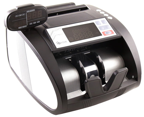 G Star Technologies Money Counter With UV/MG/IR Counterfeit Bill Detection (Elite)