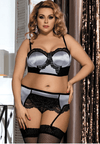 Plus Size Lori Garter Set