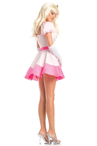 Princess in Peril Costume