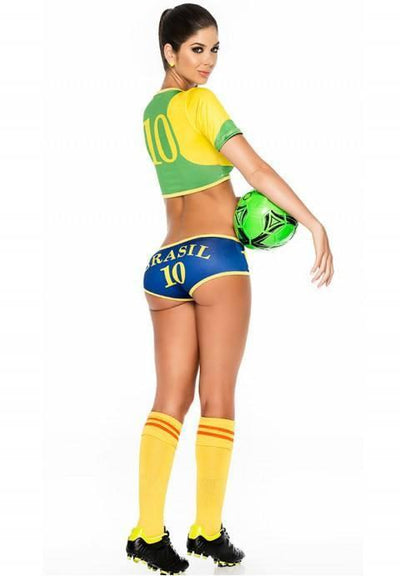 Brazillian Sexy Soccer Player