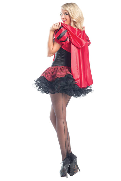 Crimson Riding Hood (6pc)