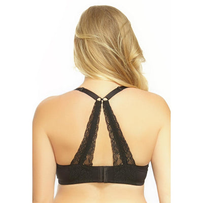 Got Your Back:  Racer Back J-Hook with Lace