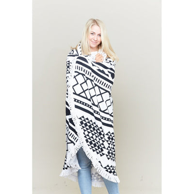 Modadorn  Tribal Beach Towel