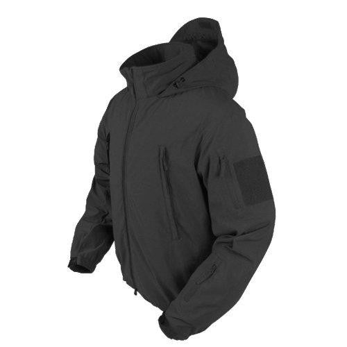 Summit Zero Lightweight Soft Shell Jacket Color- Black (xxx-large)