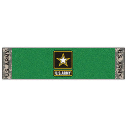 Us Army Armed Forces Putting Green Runner (18