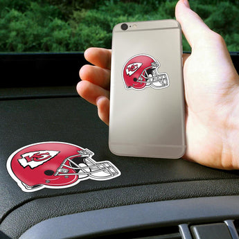 Kansas City Chiefs Nfl Get A Grip Cell Phone Grip Accessory