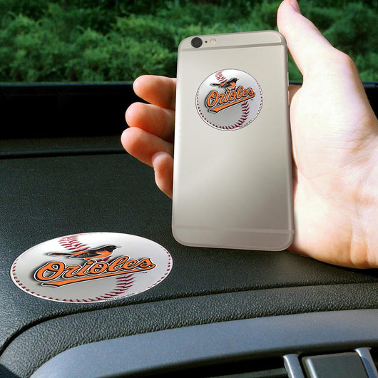 Baltimore Orioles Mlb Get A Grip Cell Phone Grip Accessory