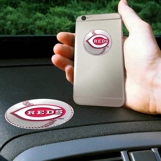 Cincinnati Reds Mlb Get A Grip Cell Phone Grip Accessory
