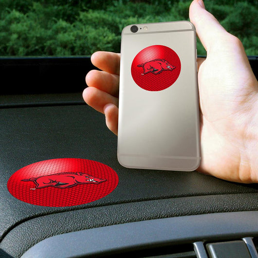 Arkansas Razorbacks Ncaa Get A Grip Cell Phone Grip Accessory