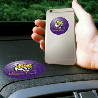 Lsu Tigers Ncaa Get A Grip Cell Phone Grip Accessory