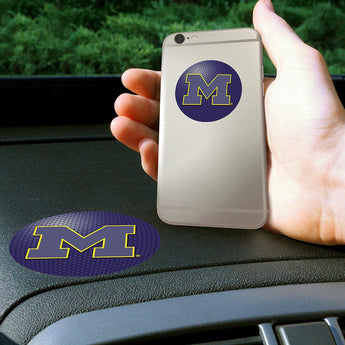 Michigan Wolverines Ncaa Get A Grip Cell Phone Grip Accessory
