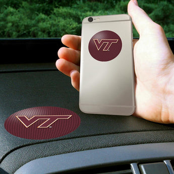 Virginia Tech Hokies Ncaa Get A Grip Cell Phone Grip Accessory