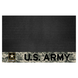 Us Army Armed Forces Vinyl Grill Mat