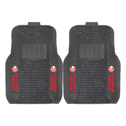 Atlanta Hawks Nba Deluxe 2-piece Vinyl Car Mats