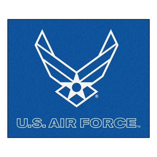 Us Air Force Armed Forces Tailgater Floor Mat (5'x6')