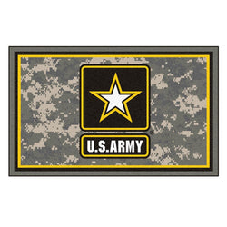 Us Army Armed Forces 4x6 Rug (46
