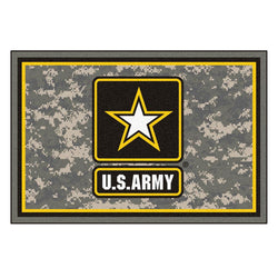 Us Army Armed Forces 5x8 Rug (60