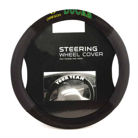 Oregon Ducks Ncaa Mesh Steering Wheel Cover