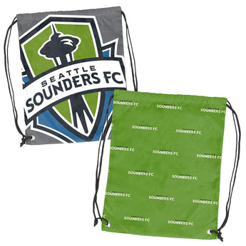 Seattle Sounders Fc Mls Doubleheader Reversible Backsack