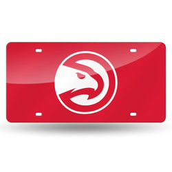 Atlanta Hawks Nba Laser Cut License Plate Cover