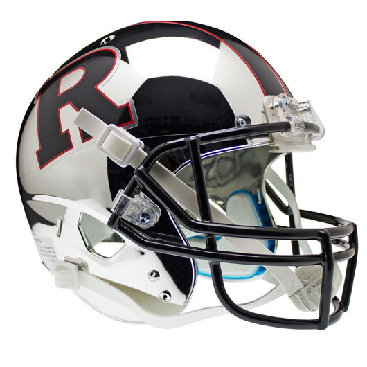 Rutgers Scarlet Knights Ncaa Replica Air Xp Full Size Helmet (alternate 5)
