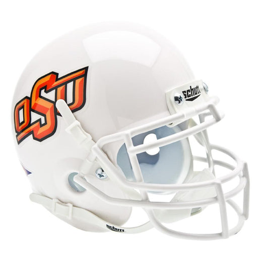 Oklahoma State Cowboys Ncaa Authentic Mini 1-4 Size Helmet