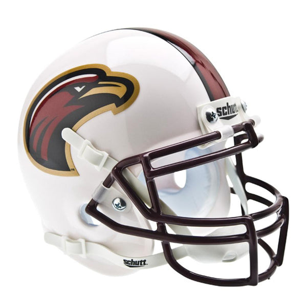 Louisiana Monroe Indians Ncaa Authentic Mini 1-4 Size Helmet