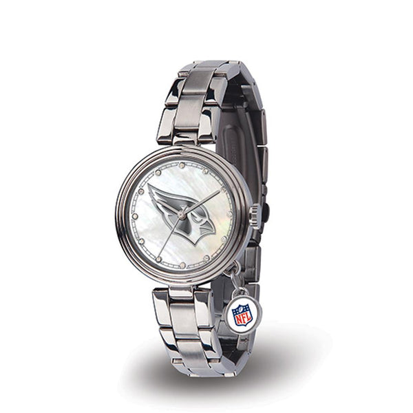 Arizona Cardinals Nfl Charm Series Women's Watch
