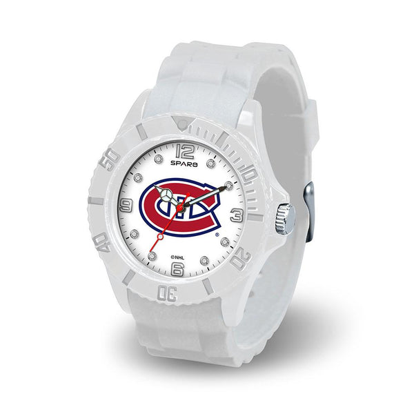 Montreal Canadiens Nhl Cloud Series Women's Watch
