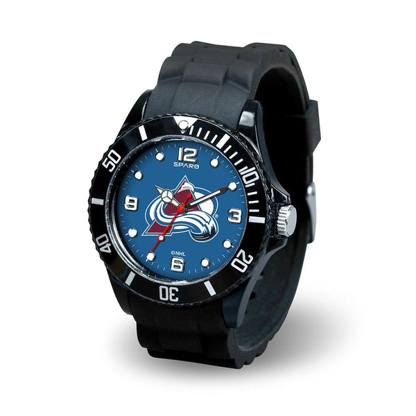 Colorado Avalanche Nhl Spirit Series Mens Watch