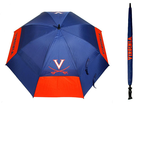Virginia Cavaliers Ncaa 62 Inch Double Canopy Umbrella