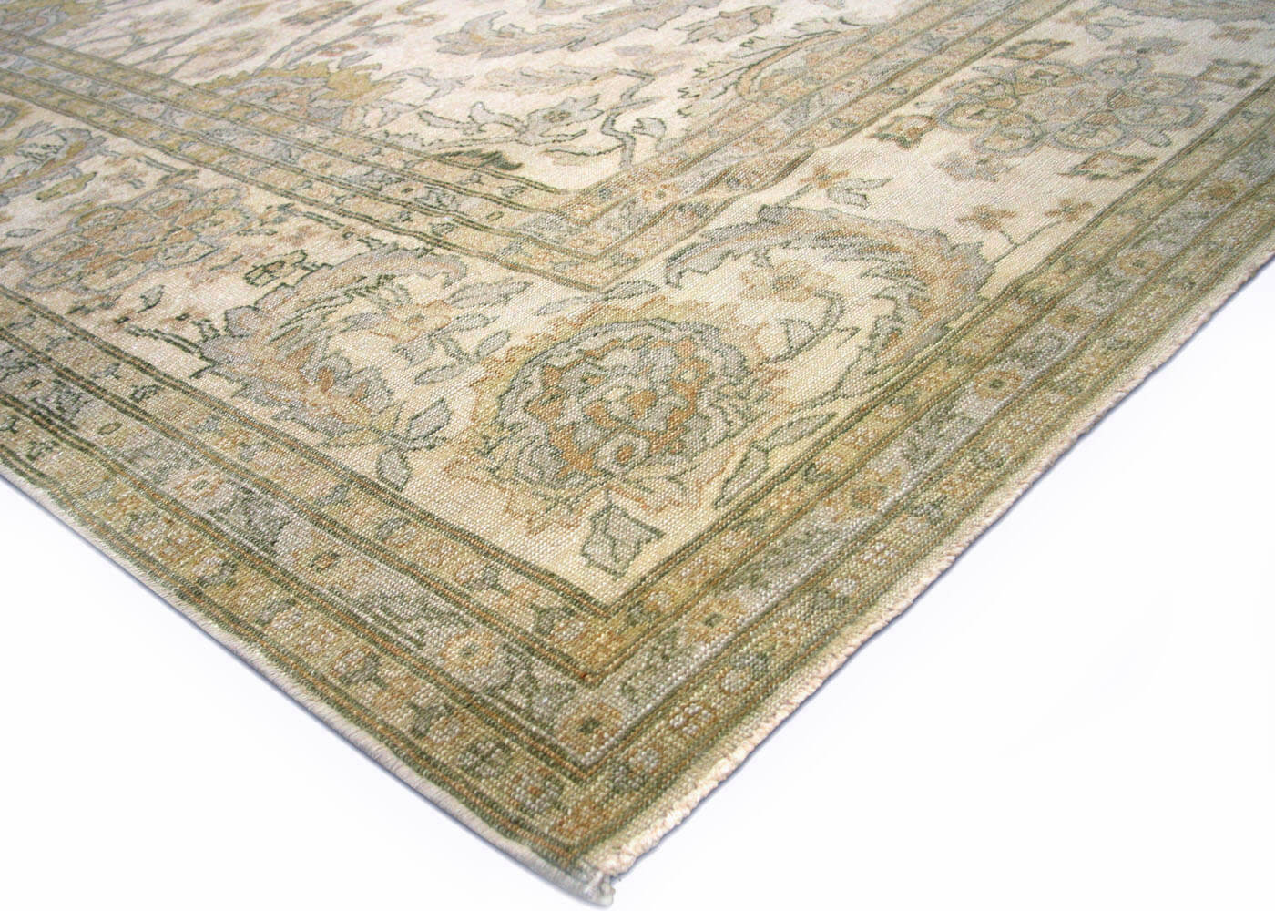 "Recently Woven Egyptian Sultanabad Carpet - 10'1"" x 13'2"""