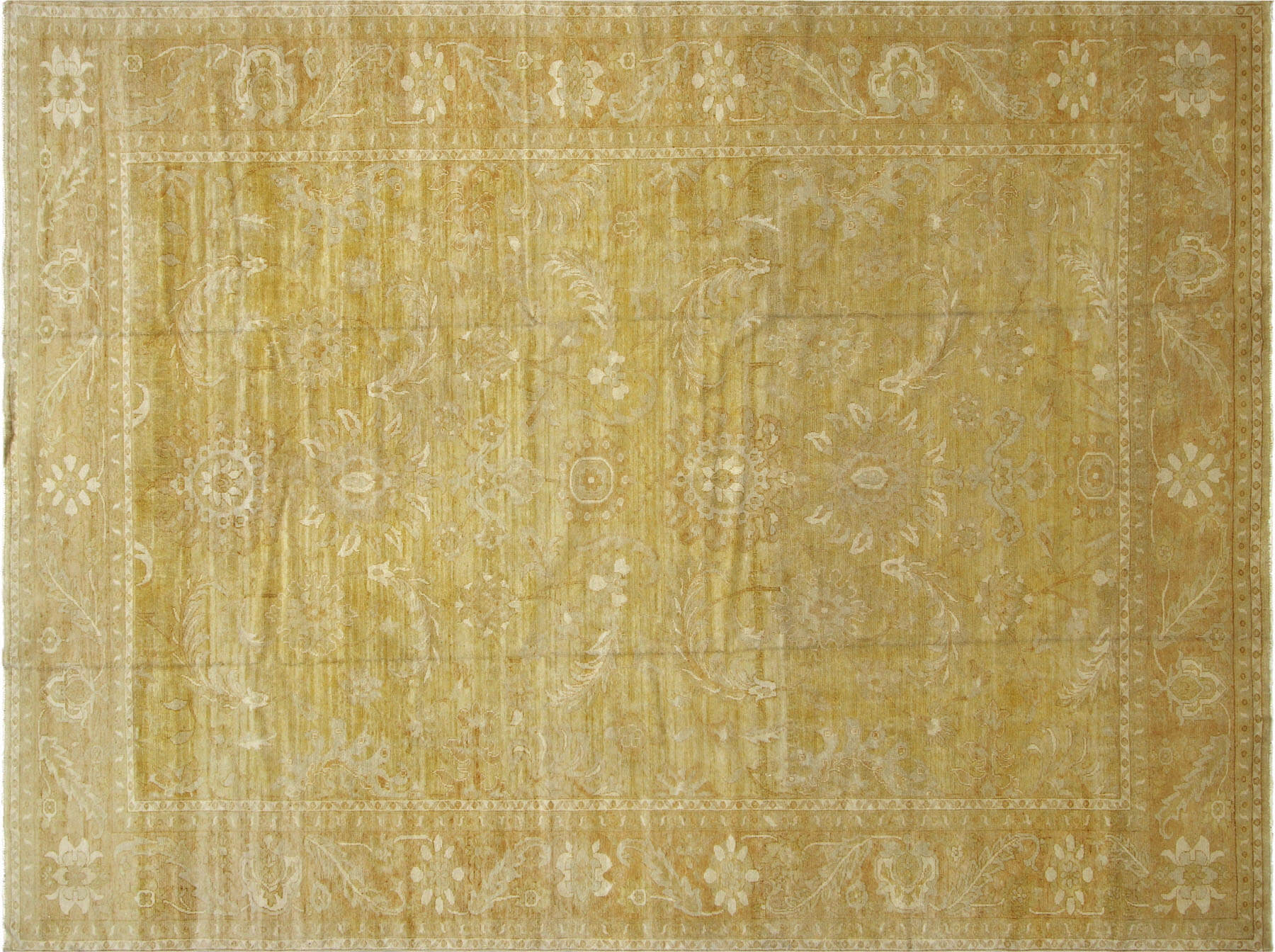 "Recently Woven Egyptian Sultanabad Carpet - 9'0"" x 12'0"""