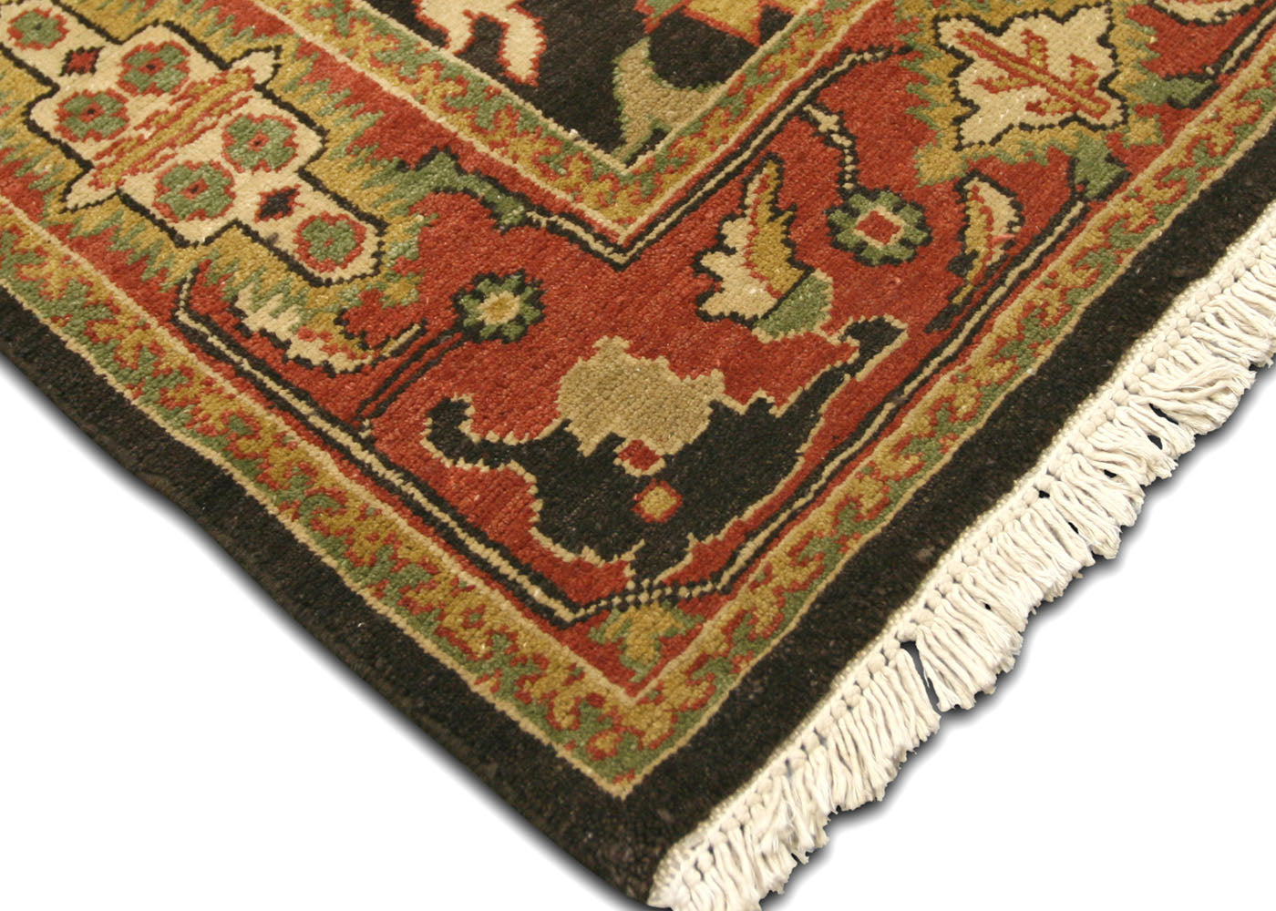 "Recently Woven Egyptian Sultanabad Rug - 4'7"" x 6'5"""