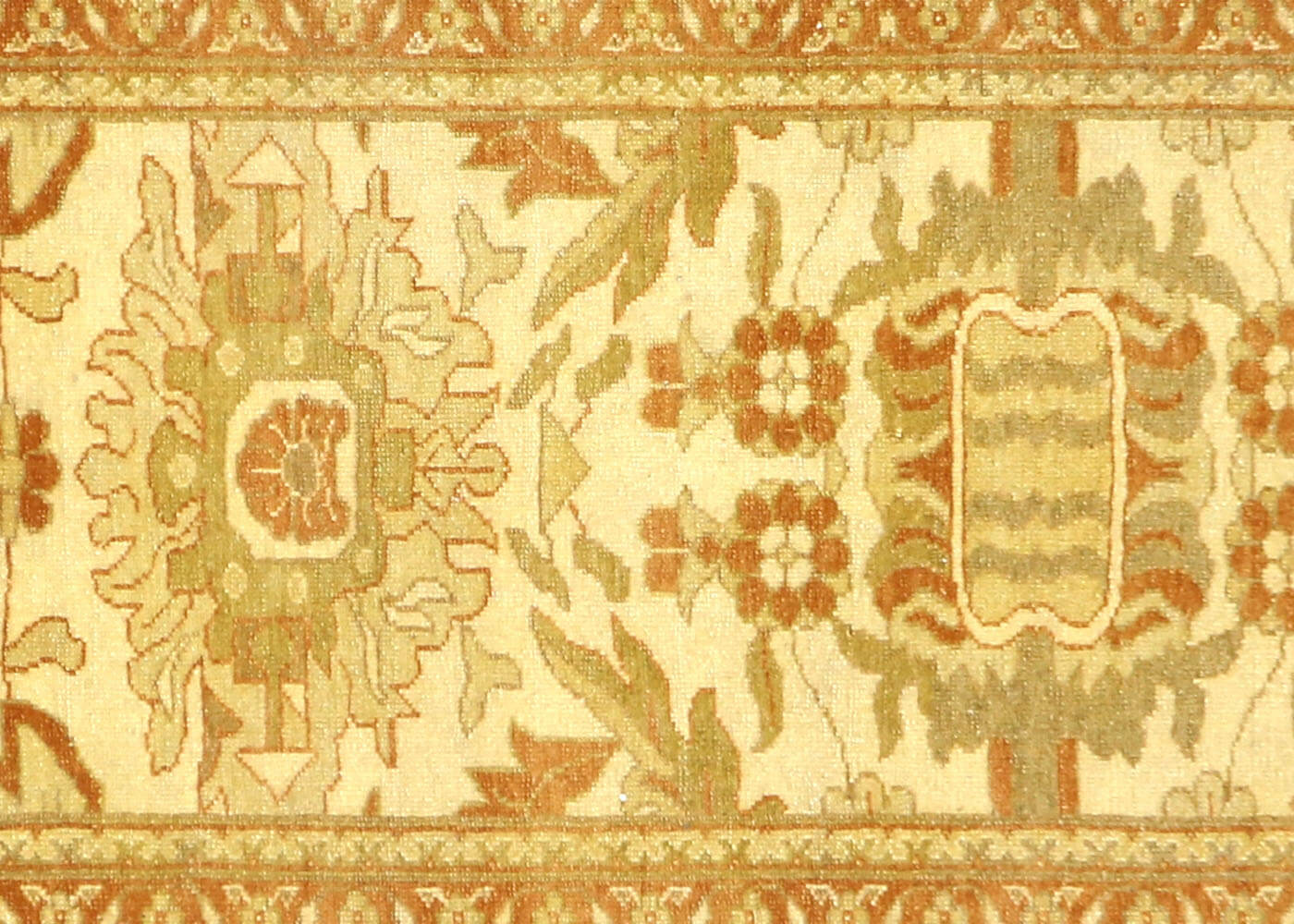 "Recently Woven Egyptian Sultanabad Runner - 2'7"" x 9'9"""