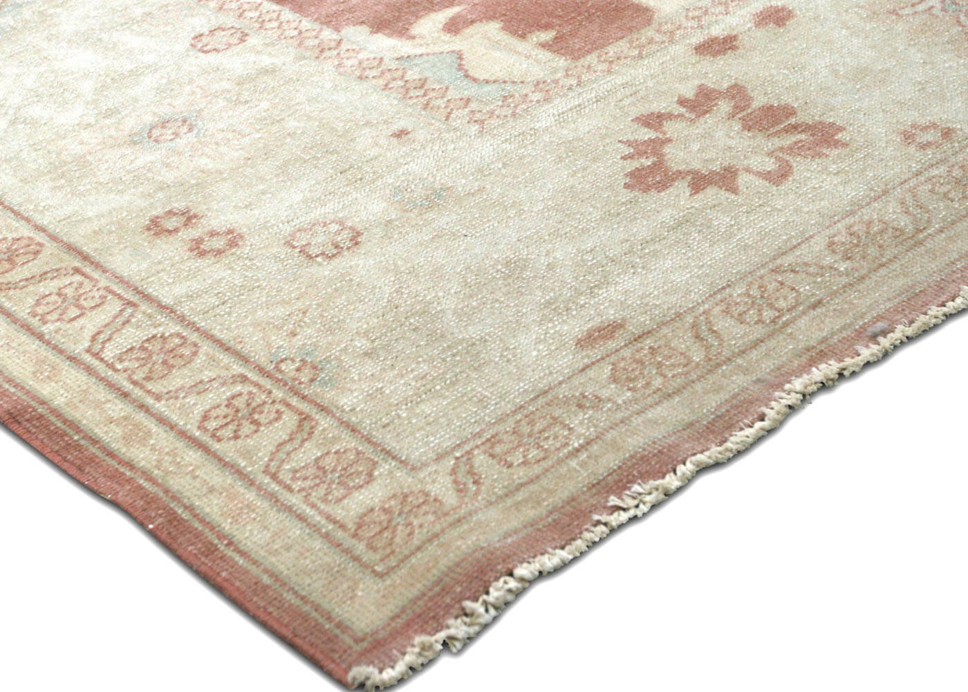 "Recently Woven Egyptian Sultanabad Carpet - 7'5"" x 23'6"""