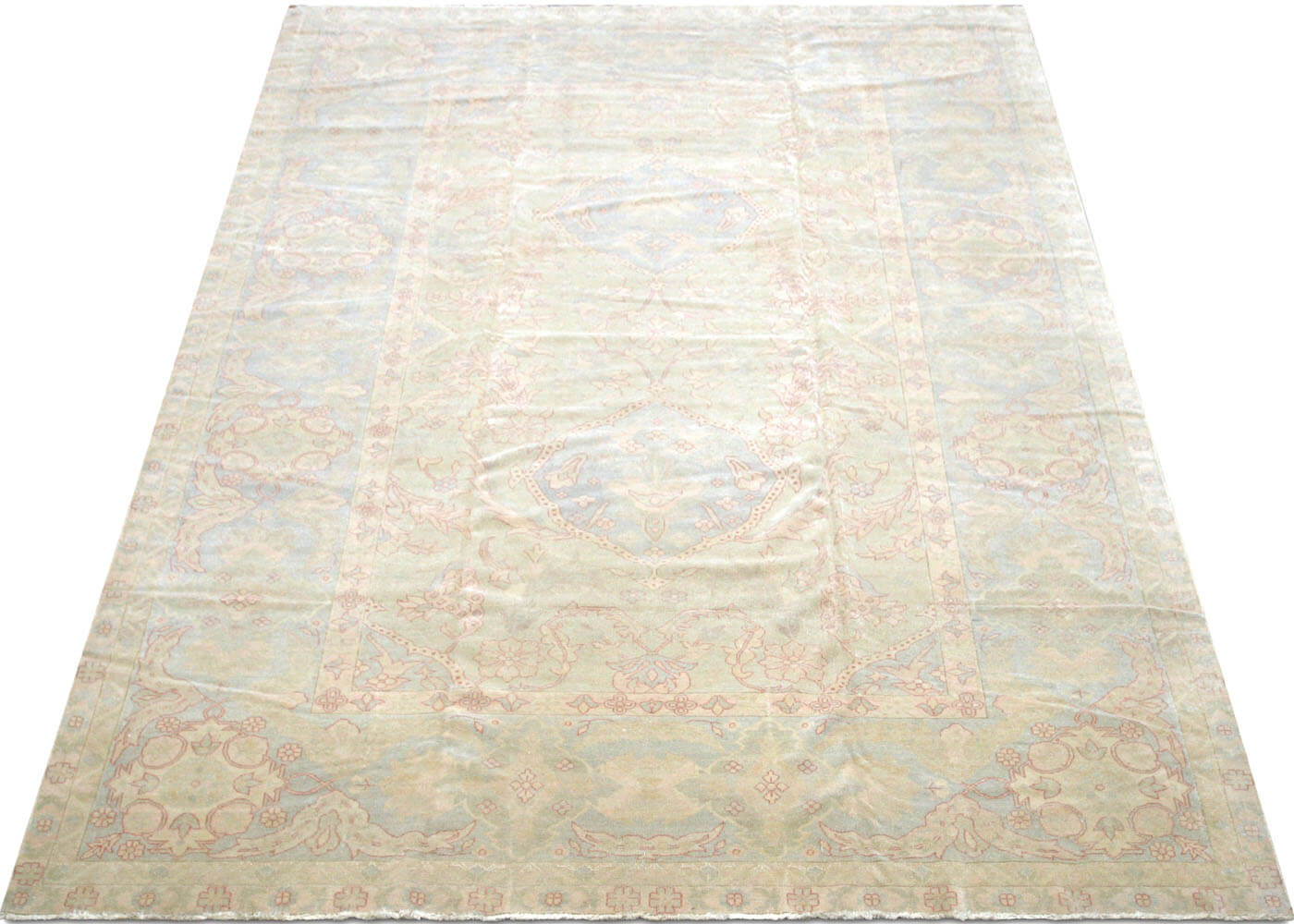"Recently Woven Egyptian Sultanabad Carpet - 10'4"" x 13'6"""