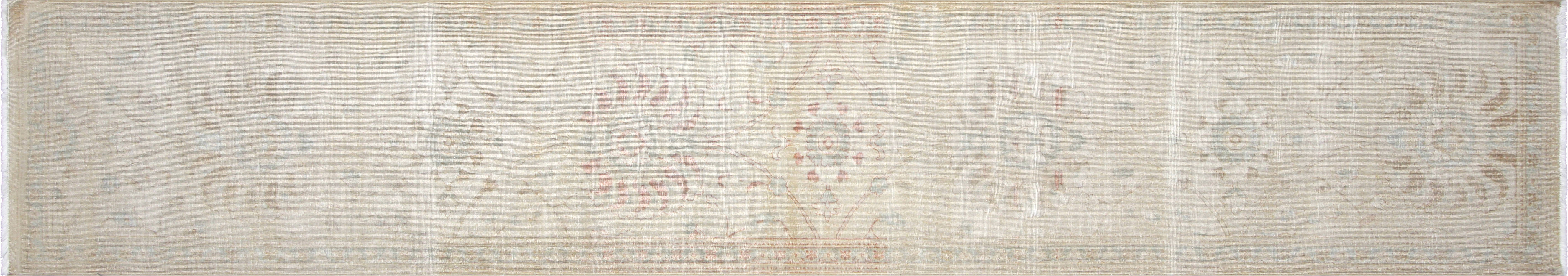 "Recently Woven Egyptian Tabriz Runner - 2'5"" x 13'9"""