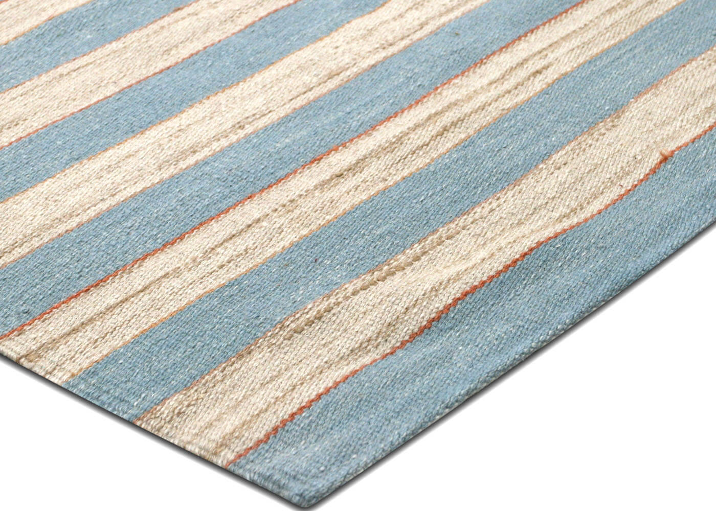 "Recently Woven Egyptian Kilim - 9'6"" x 13'6"""