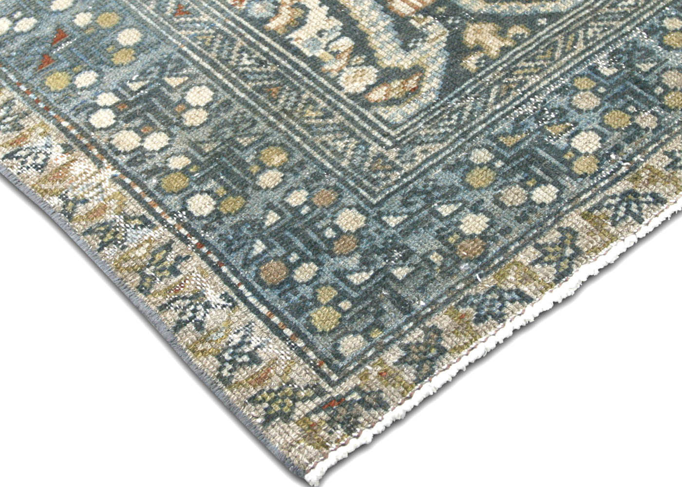 "Semi Antique Persian Melayer Runner - 3'0"" x 20'0"""