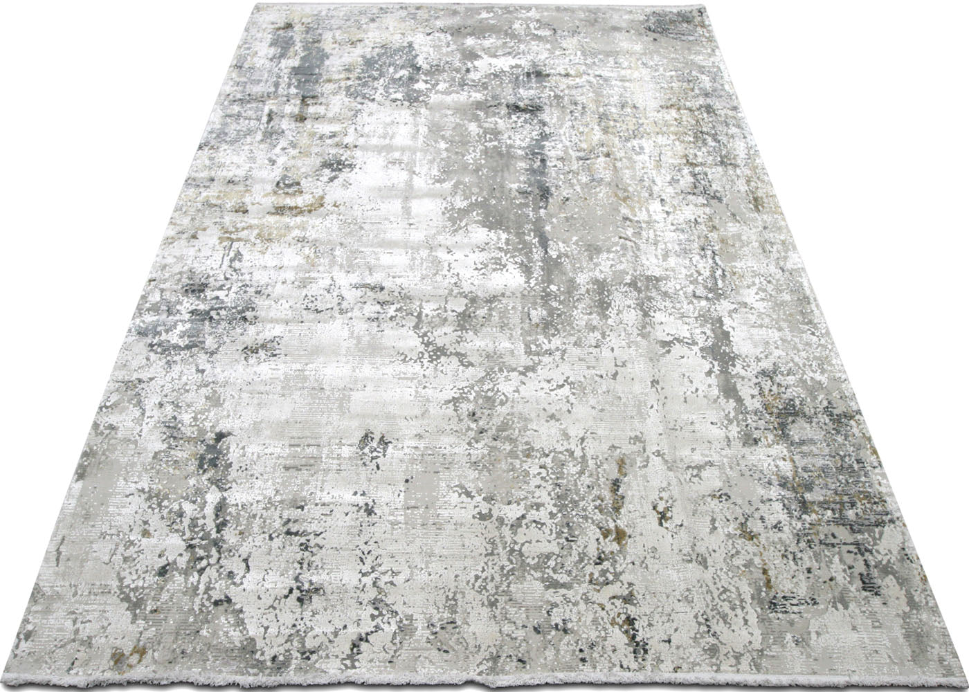 "Contemporary Turkish Loomed Carpet - 9'10"" x 13'2"""