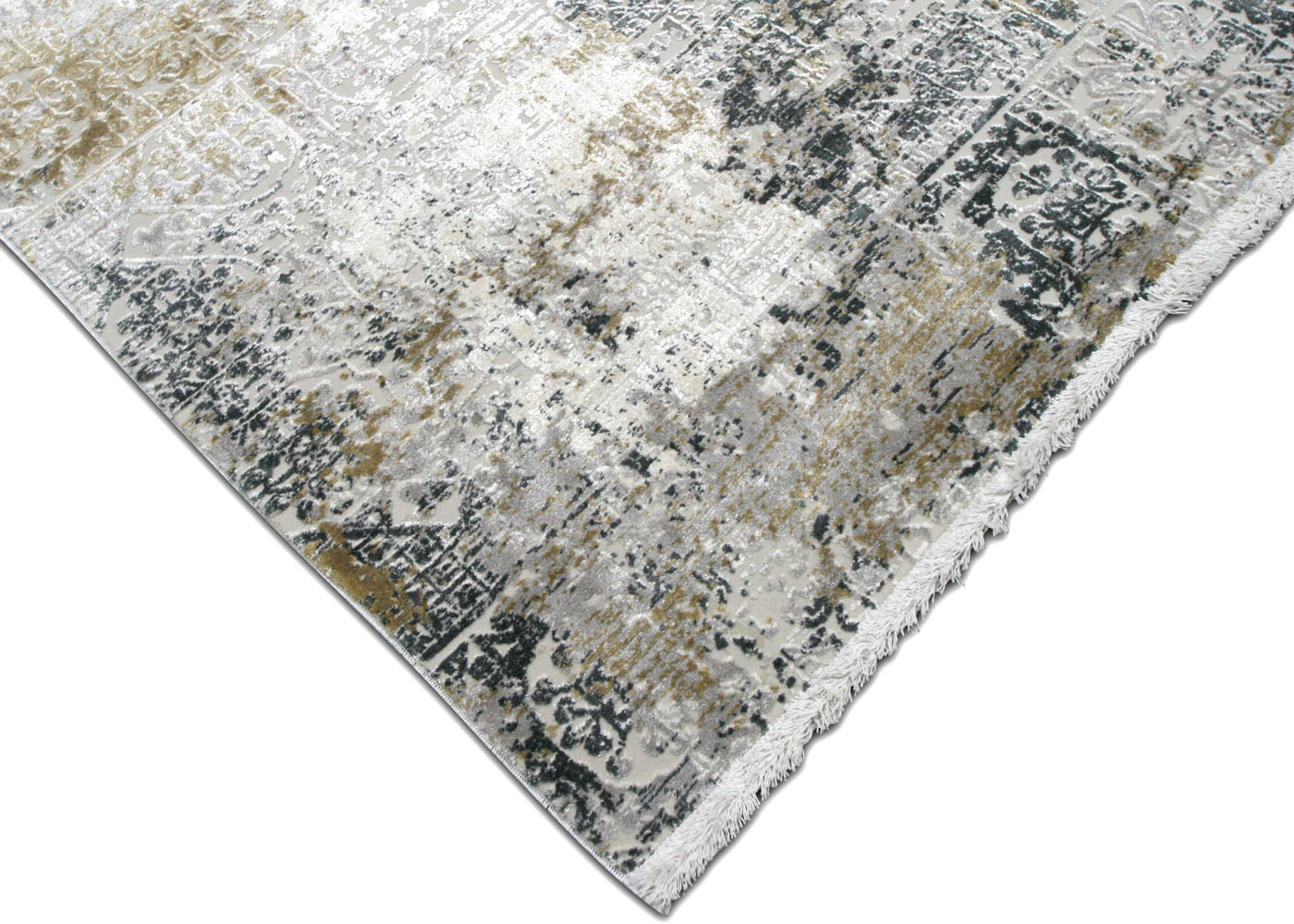 "Contemporary Turkish Loomed Rug - 6'6"" x 9'6"""