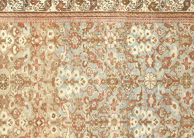 "Semi Antique Persian Melayer Runner - 3'5"" x 13'6"""