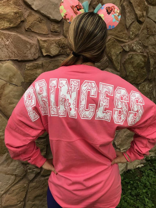 Princess Spirit Jerseys